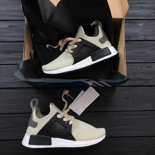 Купить Adidas NMD RX1 BEIGE/COFFE В