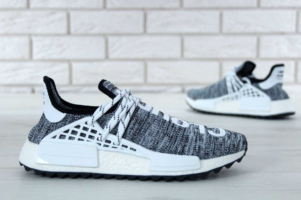 best website 7da95 d696f Adidas NMD x Pharrell Williams Human Race Grey