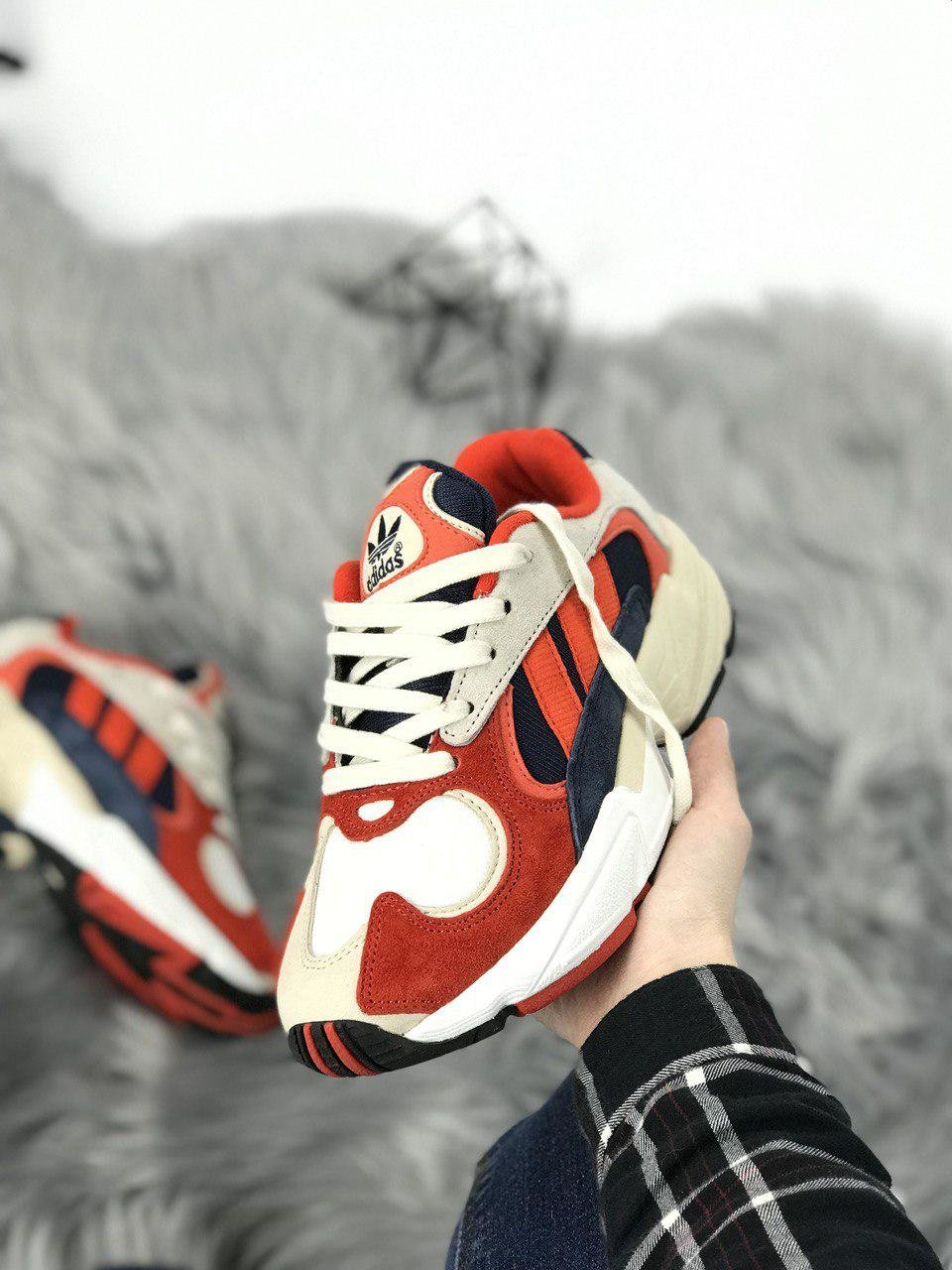 Adidas Yung 96 Red White ( Реплика ААА+ ), 36