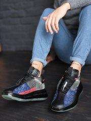 Кроссовки NK Air Max 720 DMSX Black Blue ( Реплика ААА+ ), 41