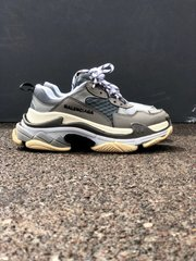 Balenciaga Triple S Grey, 36