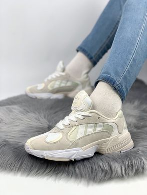 f19a2a1741b Adidas Yung 1 total cream white ( Реплика ААА+ )