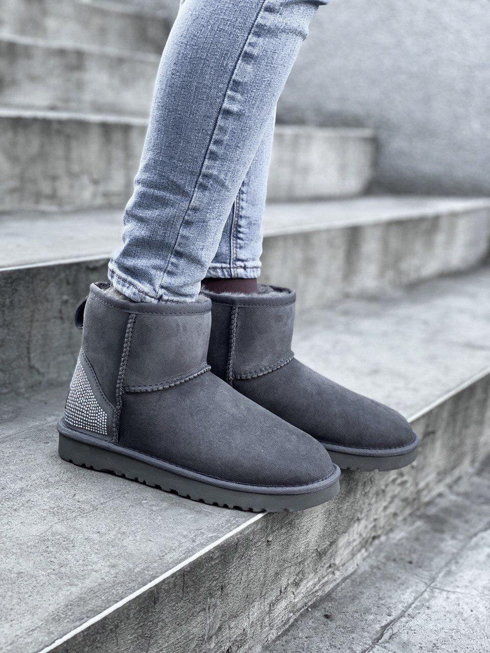 UGG Mini Diamond Bow 3 ( Реплика ААА+ ), 36