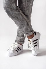 Adidas Superstar white black (classic), 36