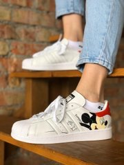 Adidas Superstar Mickey Mouse (Реплика ААА+), 36