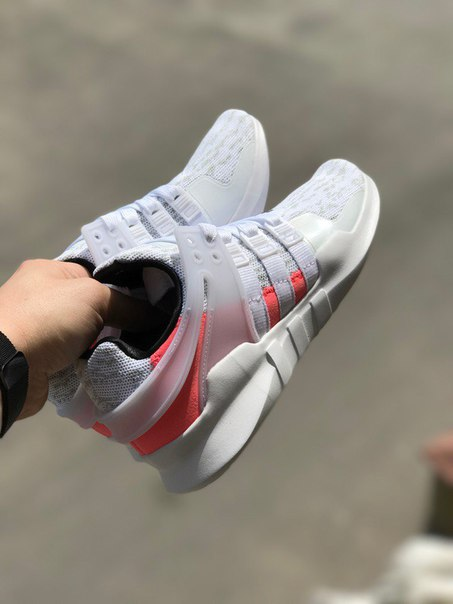 Adidas EQT Support ADV Shoes Crystal White / Running White, 36