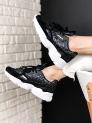 Adidas Falcon Black White Diamond (Реплика ААА+), 36