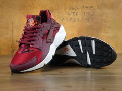 Кроссовки NK Huarache Bordo Military ( Реплика ААА+ ), 37