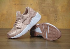Кроссовки NK Huarache Light Pink (Реплика ААА+ ), 37