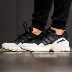 Adidas Yung 96 White and Black ( Реплика ААА+ ), 41