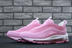 Кроссовки NK Air Max 97 Pink Rose (Реплика ААА+ ), 36