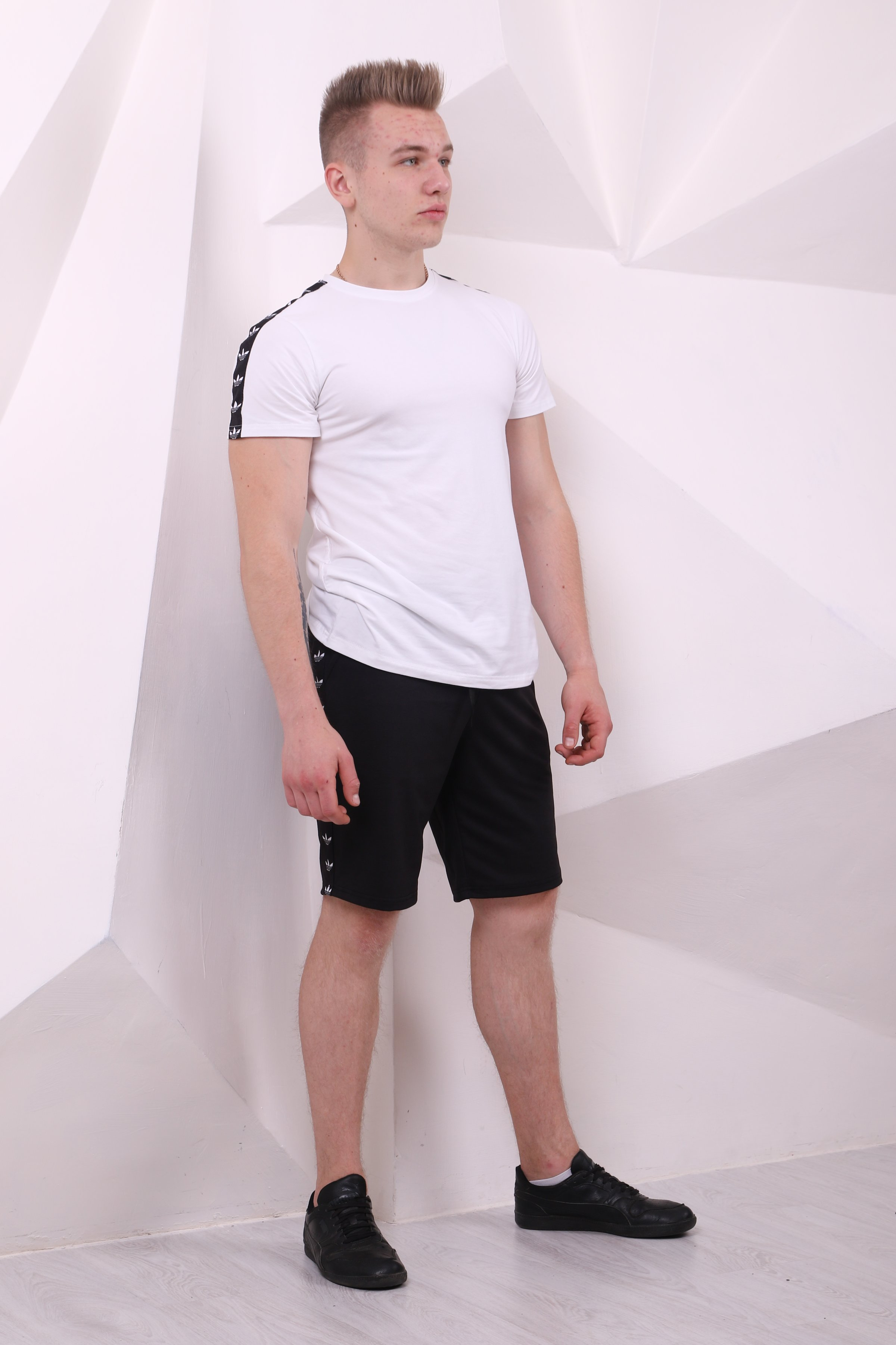 Футболка Quest Wear White 3, S