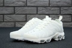 Кроссовки NK Air Max Tn Full White ( Реплика ААА+ ), 39