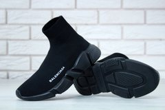 Balenciaga Sock Full Black, 36