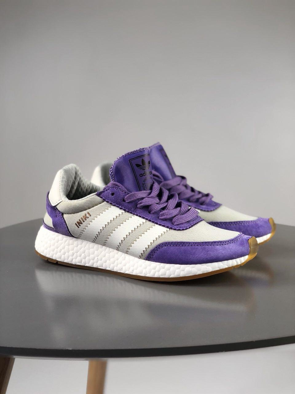 Iniki Runner Boost Purple White, 36