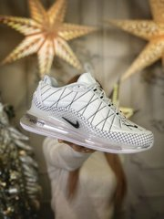 Кроссовки NK Air Max 720 Full White Termo ( Реплика ААА+ ), 41