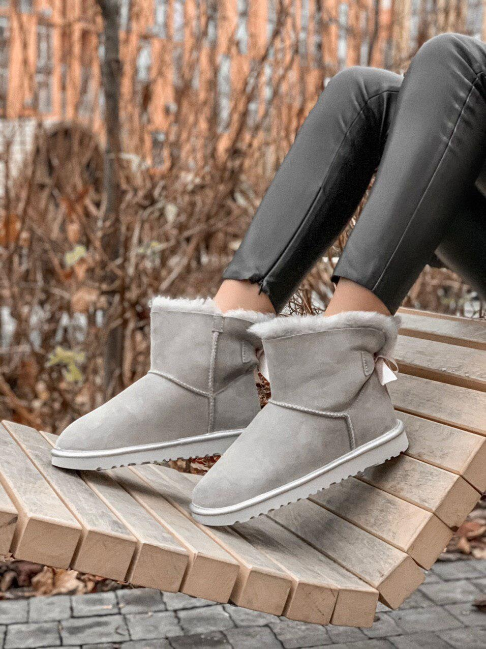 UGG Mini Grey Short ( Реплика ААА+ ), 36