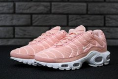 Кроссовки NK Air Max Tn White Pink ( Реплика ААА+ ), 39