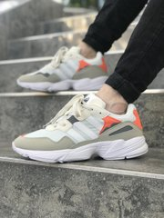 Adidas Yung-1 White Orange ( Реплика ААА+ ), 36